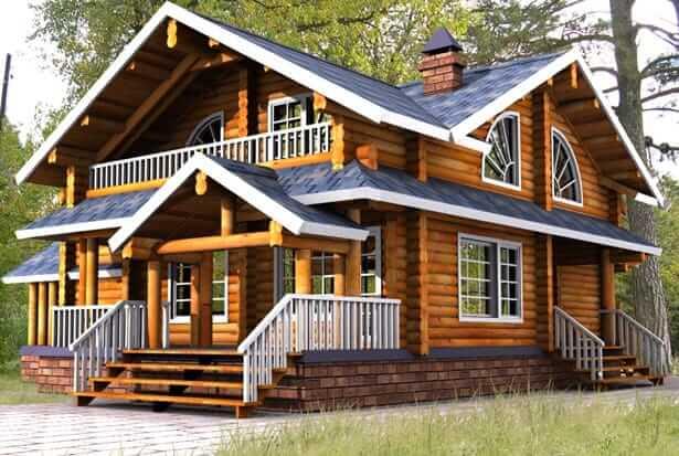 Замена электропроводки в деревянном доме